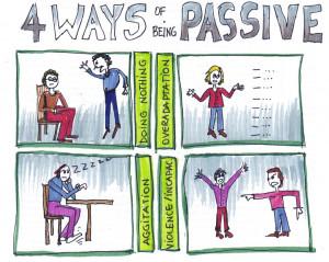 Passive people