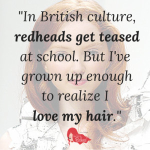 10 Inspiring Quotes by Redhead Celebrities