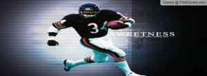 Walter Payton Cover