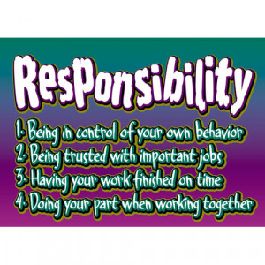 Human responsibilities are theuniversal responsibilities of human ...