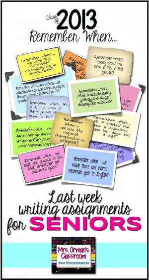 Helping writing essay prompts for middle school