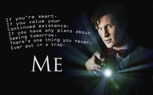 1680x1050 text matt smith typography eleventh doctor doctor who ...