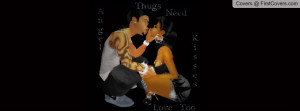 Thug love Profile Facebook Covers