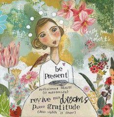 Kellie Rae Robinson calendar art | Kelly Rae Roberts — Prints