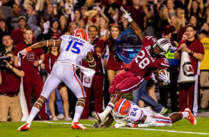 Florida Gators vs. South Carolina Gamecocks: Kickoff Time, Live Stream ...