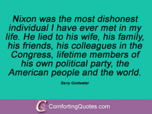 Barry Goldwater Quotes And Sayings