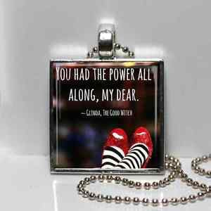 ... OF-OZ-Inspirational-Quote-Granddaughter-GRADUATION-Gift-Charm-Necklace