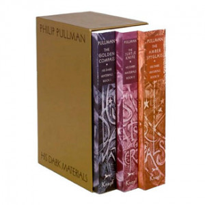 Pullman_book one: The Golden Compass_book two: The Subtle Knife_book ...