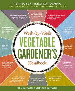 Vegetable Gardener's Handbook Cover