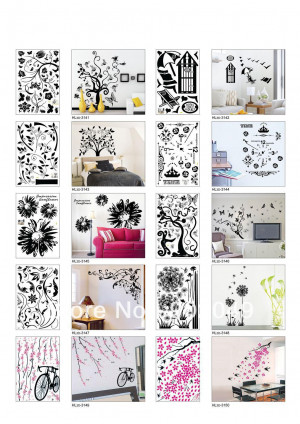Enjoying Life Quotes 60x90cm-hot-sell-wall-paper- ...