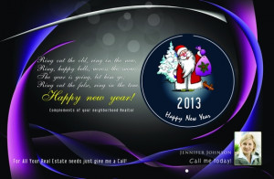 New-Year-Postcards-For-Real-Estate-Prospecting-Marketing-Elegant-Happy ...