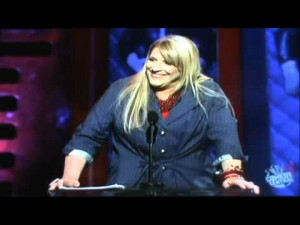 Lisa Lampanelli Roasts David Hasselhoff
