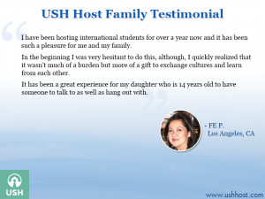 Host Family Quotes