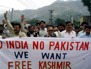 United States Influence on Kashmir India Conflict