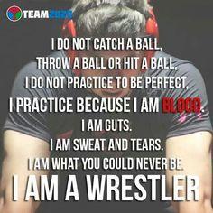 Wrestling Motivation