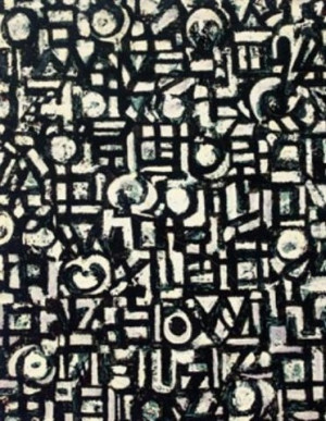Lee Krasner, Untitled. 1949