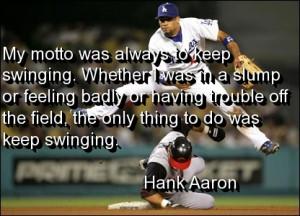 Inspirational Baseball Quotes and Sayings