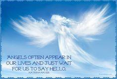 ANGELS OF MINE