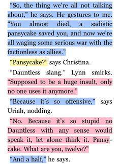 Divergent Peter, Divergent Quotes Book, Actually Divergent, Divergent ...