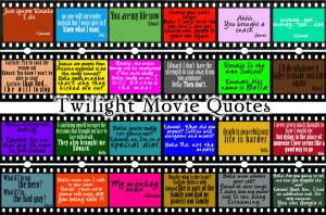Twilight Movie Quotes by Ivana991