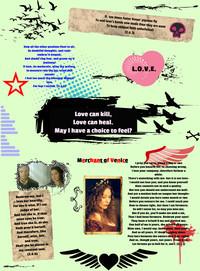 Merchant Of Venice ~ Quotes about Love by lovemuziccst