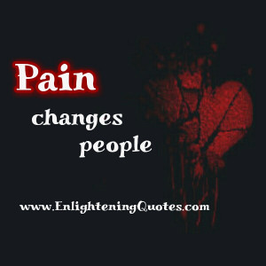 Pain can make you down right grouchy even if you don't want it that ...