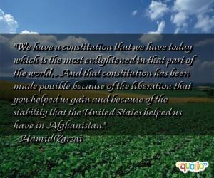 Constitution Quotes