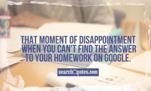 Procrastinating from doing homework