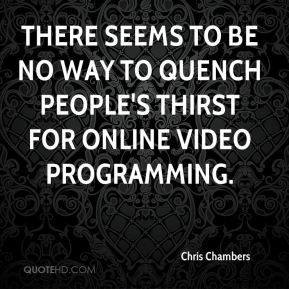 Quench Quotes