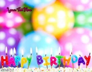 Quote Design Maker - Birthday Wish Quotes