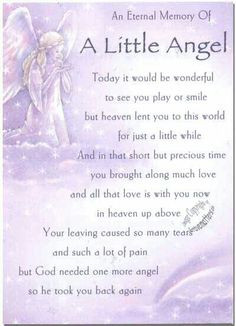 ... baby angels quotes baby loss poems beautiful memories quotes baby