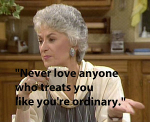 ... Wilde Quotes That Might As Well Have Been Said By The Golden Girls