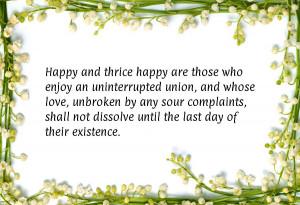 60th wedding anniversary quotes