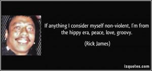 Rick James Quote
