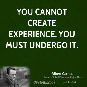 Experience Quotes Graphics...