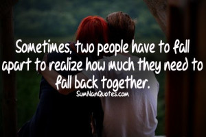 couple cute together beautiful quote