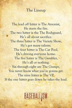 quotes contest mlb injury news baseballism best baseball quotes ...