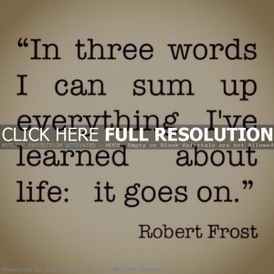 robert frost quotes 1