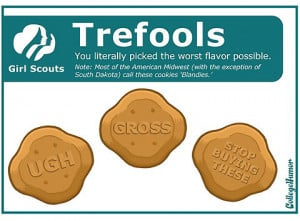 Girl Scout Cookies We Wish Existed