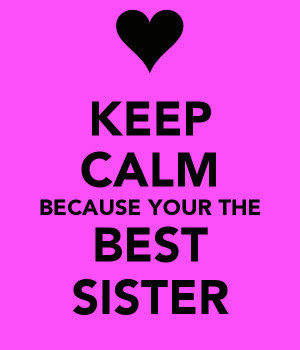Sister Quotes The Best And Sayings About Sisters