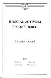 Judicial Activism Reconsidered