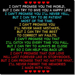 Happy Promise Day Quotes Wallpapers, SMS and HD Wallpapers 2015
