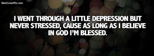Blessings of God – Quote Facebook Timeline Covers