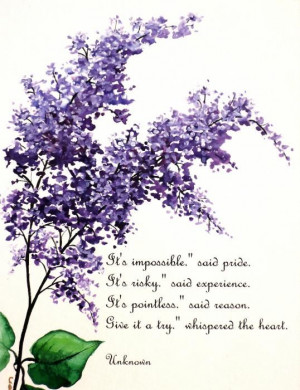 ... lilac poem painting by karin best lilac poem fine art prints and