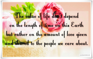 Value Of Life, Picture Quotes, Love Quotes, Sad Quotes, Sweet Quotes ...