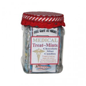 ... York Peppermint Patty Minis. Original wrappings are kept completely