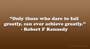 Robert Kennedy Quotes About Life
