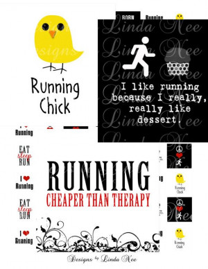 Running Quotes 75 x 83 scrabble Images Buy 2 by DesignsbyLindaNee, $3 ...