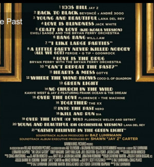 Reviewing The Great Gatsby