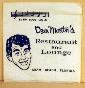 ... Dean O'Gorman, Martin Restaurant, Miami Vices, Dean Martin, Lounges In